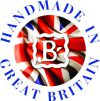 made in england burgess logo